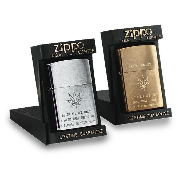 Zippo Lighter | Gold